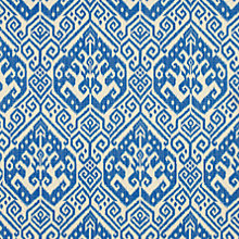 Buy John Lewis Tilia Curtain, Blue Online at johnlewis.com