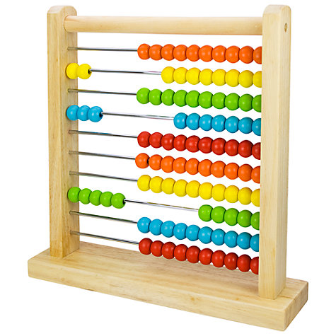 Buy Bigjigs Abacus Online at johnlewis.com