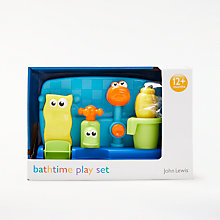Buy John Lewis Bathtime Utensils Online at johnlewis.com