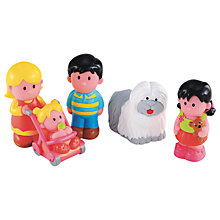 Buy Early Learning Centre HappyLand Happy Family Online at johnlewis.com