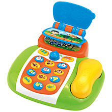 Buy Little Learner My First Telephone Online at johnlewis.com