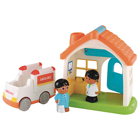 Buy Early Learning Centre HappyLand Doctor's Surgery Online at johnlewis.com