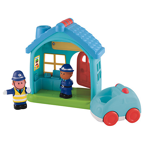 Buy Early Learning Centre HappyLand Police Station Online at johnlewis.com