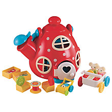 Buy Early Learning Centre HappyLand Kettle Cottage Online at johnlewis.com