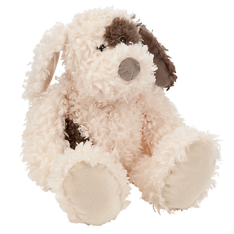 Buy John Lewis Bobbly Dog Soft Toy Online at johnlewis.com