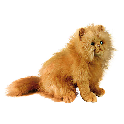 Buy Hansa Cat Soft Toy Online at johnlewis.com