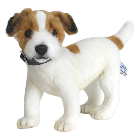 Buy Hansa Jack Russell Soft Toy Online at johnlewis.com