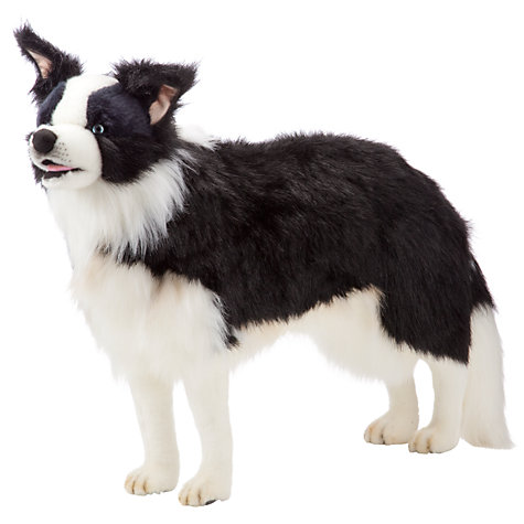 Buy Hansa Border Collie Soft Toy Online at johnlewis.com