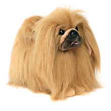 Buy Hansa Pekinese Dog Soft Toy Online at johnlewis.com