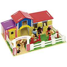 Buy Bigjigs Riding School Online at johnlewis.com