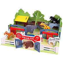 Buy Bigjigs Wildlife Park Online at johnlewis.com