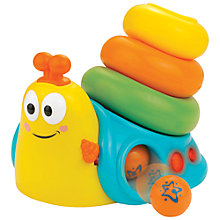 Buy Little Learner Snail Stacker Online at johnlewis.com