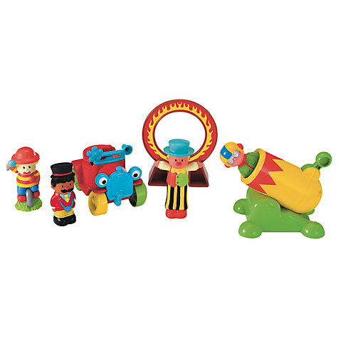 Buy Early Learning Centre HappyLand Circus Set Online at johnlewis.com