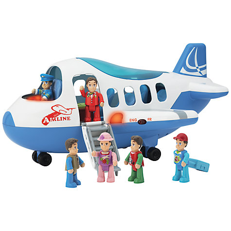 Buy Little Learner Jet Plane Online at johnlewis.com