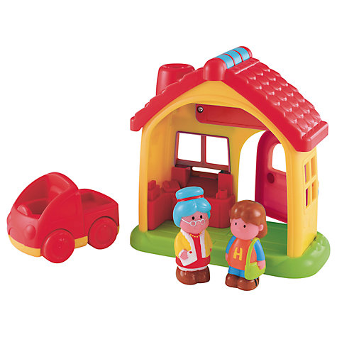 Buy Early Learning Centre HappyLand Post Office Set Online at johnlewis.com