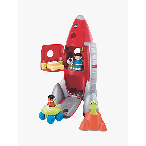 Buy Early Learning Centre HappyLand Lift Off Rocket Online at johnlewis.com