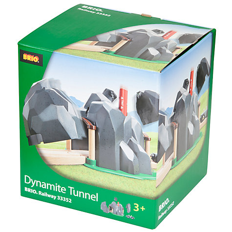 Buy Brio Dynamite Train Tunnel Online at johnlewis.com