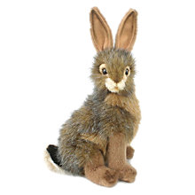 Buy Hansa Jack Rabbit Soft Toy Online at johnlewis.com