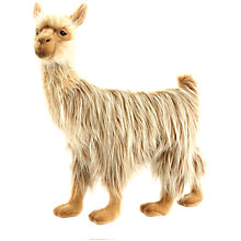 Buy Hansa Llama Soft Toy Online at johnlewis.com