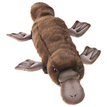 Buy Hansa Platypus Soft Toy Online at johnlewis.com