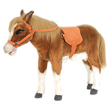 Buy Hansa Ride-On Horse Toy Online at johnlewis.com
