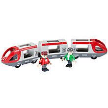 Buy Brio Travel Train Online at johnlewis.com