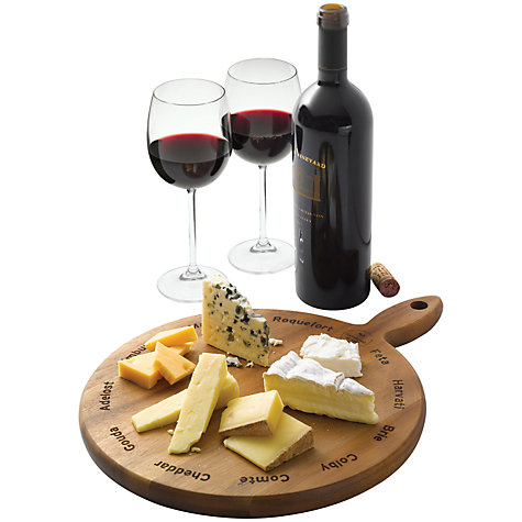 Buy Simply Perfect by Raymond Blanc Acacia Cheeseboard Online at johnlewis.com