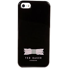 Buy Ted Baker Melan Bow Detail iPhone Case Online at johnlewis.com