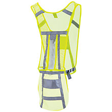 Buy Nathan LED Cycling Vest, Yellow Online at johnlewis.com