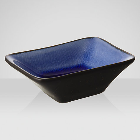 Buy John Lewis Oriental Sauce Bowl, Blue Online at johnlewis.com