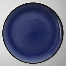 Buy John Lewis Oriental Dinner Plate, Blue Online at johnlewis.com