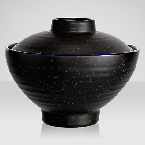 Buy John Lewis Oriental Small Bowl with Lid, Blue Online at johnlewis.com