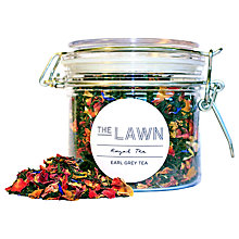 Buy The Lawn Tea Loose Leaf Earl Grey Royal Tea, 75g Online at johnlewis.com