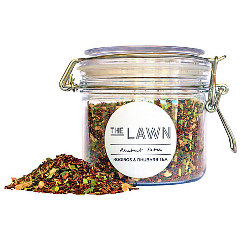 Buy The Lawn Tea Rooibos and Rhubarb Patch Tea, 100g Online at johnlewis.com