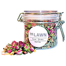 Buy The Lawn Tea Rose Garden Fruit Tea, 75g Online at johnlewis.com