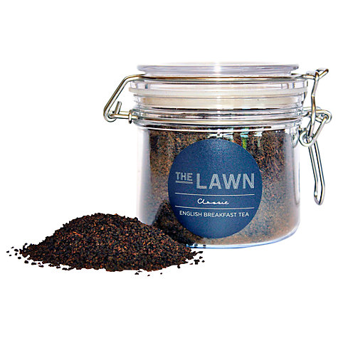 Buy The Lawn Tea Classic English Breakfast Tea, 150g Online at johnlewis.com
