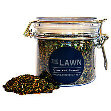 Buy The Lawn Tea Green and Pleasant Peppermint Tea, 100g Online at johnlewis.com