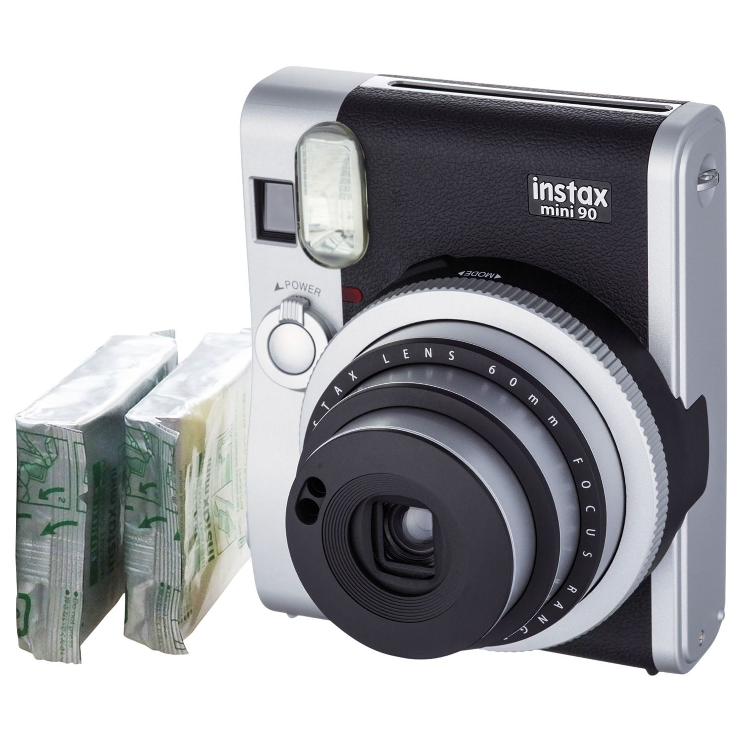 Fujifilm Instax Mini 90 Instant Analogue Camera
