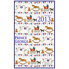 Buy Milly Green Prince George Tea Towel Online at johnlewis.com