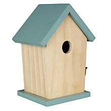 Buy Fallen Fruits Bird House, Green Online at johnlewis.com