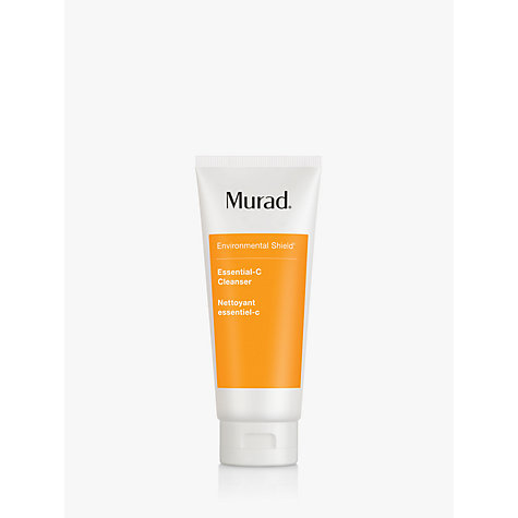Buy Murad Essential-C Cleanser, 200ml Online at johnlewis.com