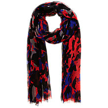 Buy Coast Rivi Print Scarf, Multi Online at johnlewis.com