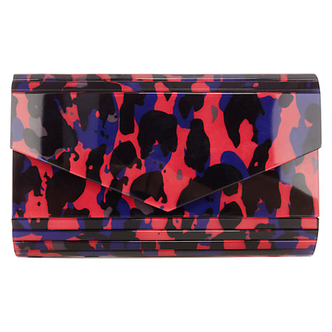 Buy Coast Revi Resin Clutch Bag Online at johnlewis.com