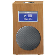 Buy Tivoli Audio 10+ DAB/FM Digital Radio, Cherry Online at johnlewis.com