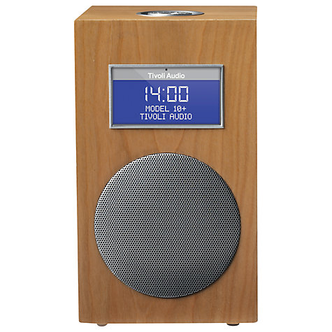 Buy Tivoli Audio 10+ DAB/FM Digital Radio Online at johnlewis.com
