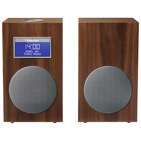 Buy Tivoli Audio 10+ DAB/FM Digital Stereo Radio Online at johnlewis.com