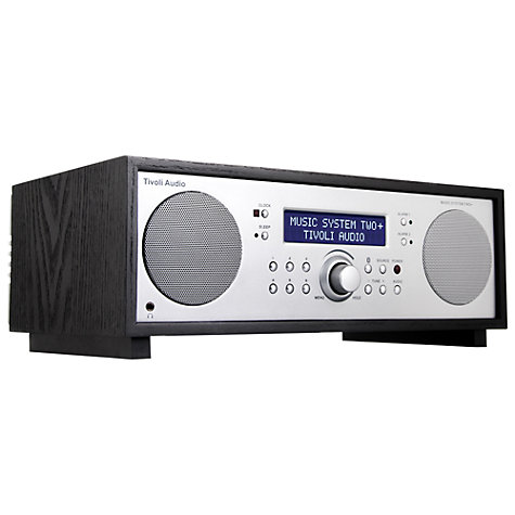 Buy Tivoli Audio Music System II DAB/FM Bluetooth Micro System Online at johnlewis.com