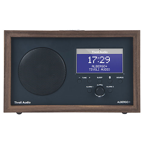Buy Tivoli Audio Wood Case for Albergo Clock Radio Online at johnlewis.com