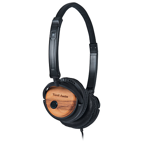 Buy Tivoli Audio Radio Silenz Noise Cancelling On-Ear Headphones Online at johnlewis.com