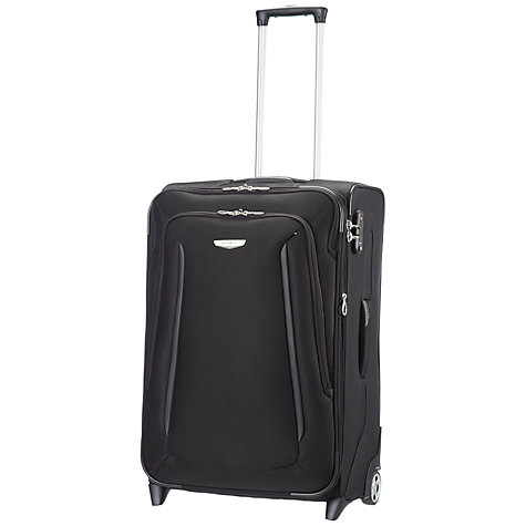 Buy Samsonite X'Blade 2-Wheel Medium Suitcase, Black Online at johnlewis.com